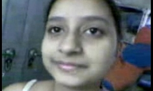 Indian Cute Teen Pussy Crushed