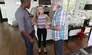 Exxxtrasmall - wee golden-haired legal age teenager copulates strapping dong