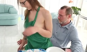Sucking old man dick first time Let'_s soiree you crony'_s sons of