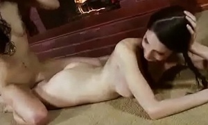 Teen Solo Freak Girl (rilee tuesday) Use Crazy Sex Stuff Till Climax video-14