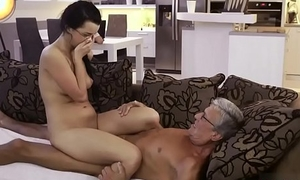 Old double penetration and orgy What would you choose - computer or