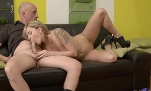 DADDY4K. Would you pole-dance on my dick?