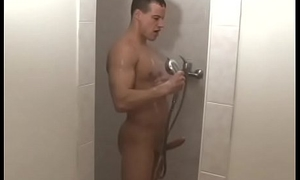 young boy pissing with hard dick