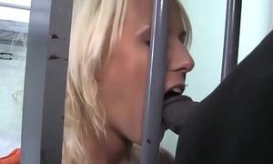 Teen Alexia Skye Fucks BBC To Get Out Of Jail