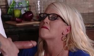 Horny Stepma Demands A Hard Penis