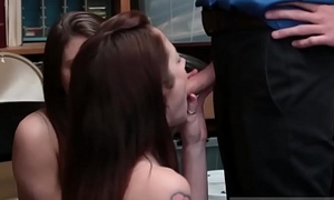 Female fake taxi police Petty Theft
