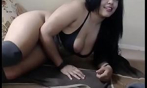 Hot slub big butt showed off